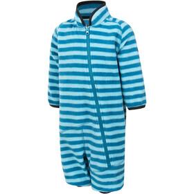 Color Kids Rilion Mini Tuta in pile Bambino, blu